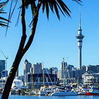 奧克蘭, 紐西蘭
